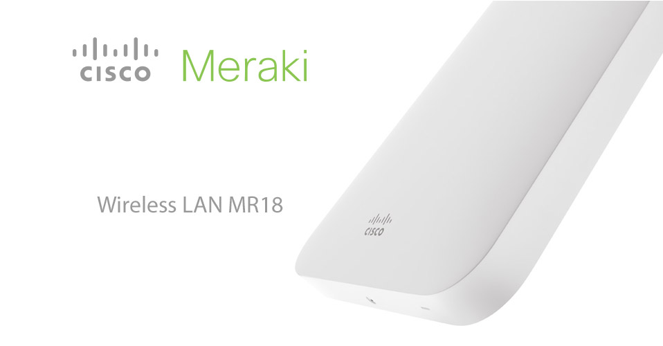 Cisco Meraki MR18